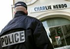 Charlie Hebdo shows courage, will come out next week