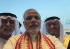 PM Modi does a first: Visits Sheikh Zayed Grand Mosque in UAE