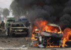 Suicide bombing at lawmaker's office kills 7 in Pakistan