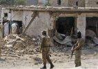 Militants blow up primary school in Pakistan