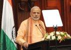PM Modi seeks a life of peace & dignity for Tamils in Sri Lanka