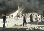 Russia says warplanes hit Islamic State, denying criticism