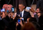 White House highlights Obama trip with pics and fun video