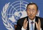 UN chief says Palestine will join ICC on April 1