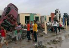 Tornado kills at least 13 in Mexican border with US