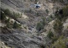 Germanwings crash: Captain tried to smash into cockpit with axe