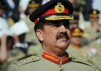 Pak army Chief taked 'serious notice' of RAW's activities