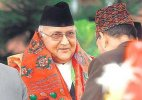 Nepal PM visit India six days this month