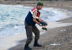 Heart-rending image of a dead Syrian boy proves why humanity has failed