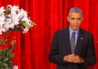 Watch video Barack Obama recites love poem to wife Michelle