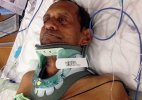 US cop stands trial for violently assaulting indian grandfather