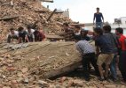Several Hindu temples destroyed in Nepal quake