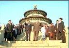 Modi attends Yoga-Taichi event at Temple of Heaven