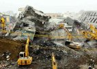 bodies pulled out from taiwan quake rubble