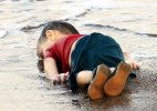 Drowned Syrian toddler laid to rest