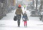 Snowstorm wreaks havoc in US northeast coast