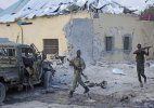 Al-Shabab siege at Somali hotel ends, 17 dead: Official