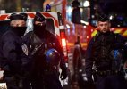 Hostage taking in French town ends hostages safe