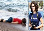 Photographer of drowned Syrian toddler was 'petrified'