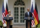 Obama, Merkel discuss increased violence in Ukraine