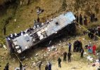 Toll in Peru bus accident rises to 19
