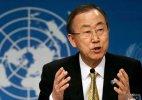 Death of migrants in Mediterranean a truly titanic tragedy: Ban Ki-moon
