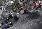 Video shows 'cabin chaos' minutes before Germanwings crash