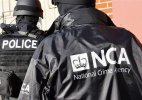 Hackers take down British crime agency website