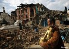 200 Buddhist monks, nuns killed in Nepal quake