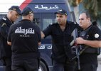 blast on bus carrying presidential guards in tunisia