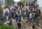 #NepalDevastated: Nearly 700 killed in magnitude-7.9 earthquake in Nepal