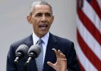 Barack Obama defends Iran deal as 'once-in-a-lifetime' opportunity