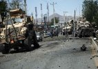 NATO: Coalition convoy targeted in suicide attack in Kabul