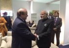 Sharif Modi meet an ice breaker  Pakistani official