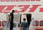 Air India One develops problem, standby sent to ferry PM Modi
