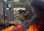 Violence spreads to Gaza, Israeli troops kill 5 Palestinians