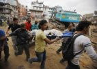 #NepalDevastated: Nearly 1,500 killed in magnitude-7.9 earthquake