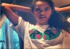 Barack Obama's daughter's picture stirs social media
