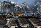 Death toll rises to 121 in China's Tianjin port explosion
