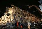 magnitude-6.4 earthquake rocks Taiwan