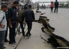 Tuesday's quake cuts off Nepal-China highway