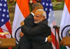 China need not read too much from Obama-Modi romance: Media