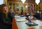 Scientists win Nobel chemistry award for work on DNA repair
