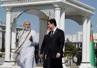 Connectivity key aspect of India-Turkmenistan ties: PM Modi