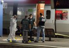 3 injured in shooting on Amsterdam-Paris train, gunman arrested