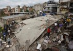 Relief operations to Kathmandu on hold till 4 PM due to fresh tremors