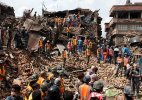 Nepal quake: Death toll hits 7040, 38 Indians among dead