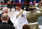 British Prince Harry arrives in Australia to serve last deployment in Army