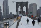 Snowstorm: Travel ban lifted in New York