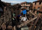 #NepalDevastated: Death toll surpasses 3700-mark, hunt continues for survivors